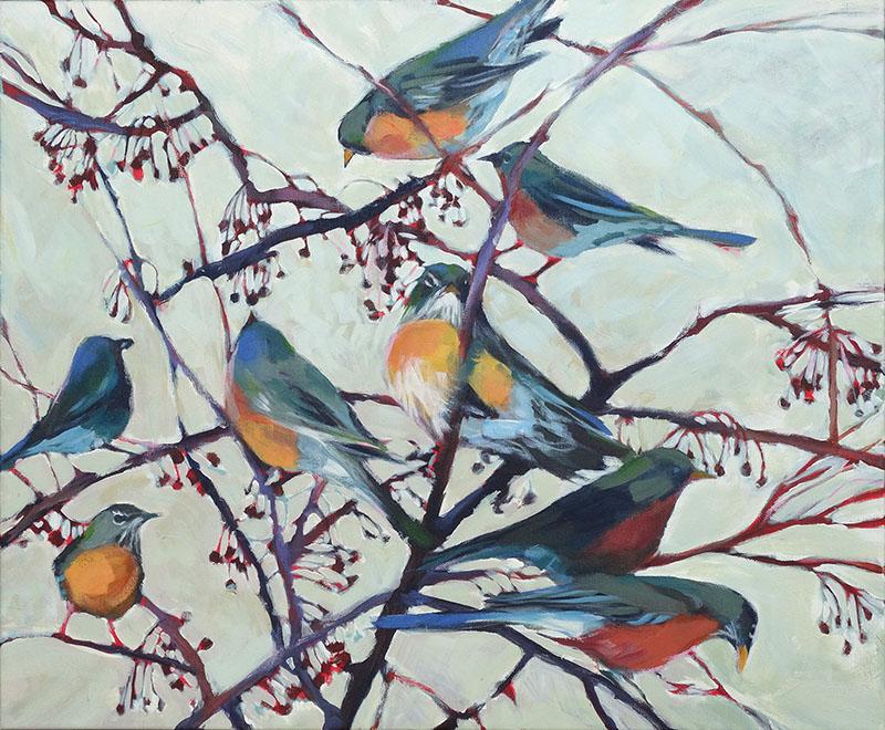 SLH-Winter Robins.wb