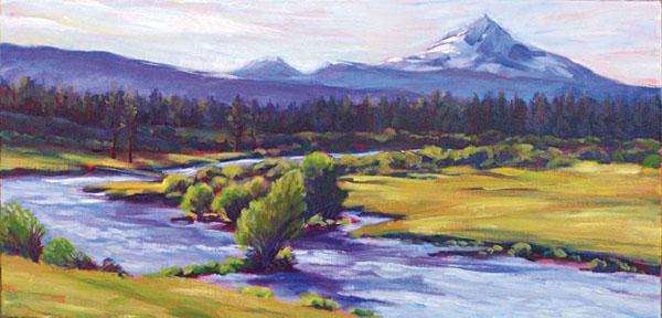 Fine Art Giclee Prints Of Cental Oregon Landscapes Susan