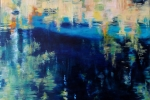 SLH-clear lake.abstract reflections.wb